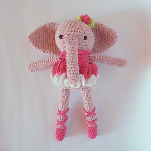 balerina elefánt